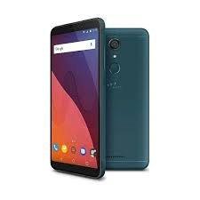Wiko View Smartphone, 16 GB, Marchio Tim, Deep Bleen
