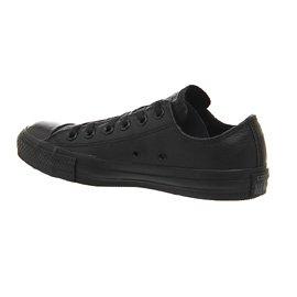 Converse Damen Ct Mono Lea Ox Sneaker Black