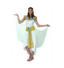 Imagen de disfraz niña talla 7 9 reina del nilo egipcia