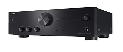 Onkyo A-9110-B Stereo-Vollverstärke schwarz -