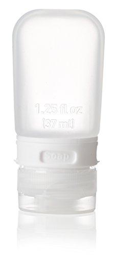 Humangear Go Toob universal Tube mit auslaufsicherem Standverschluss - Volumen 37ml (1.25 oz)