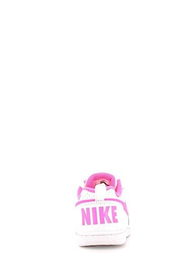 Borough ps Court Low Weiß Nike Basketballschuhe Mädchen ExAqwTxn7