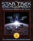 Star Trek Encyclopedia by Michael Okuka (1997-10-22)