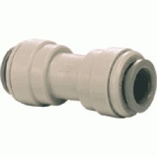 John Guest Push Fit Reducing Straight Connector 3/8 to 1/4 inch by John Guest