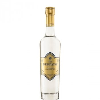 Edel Destillat Ouzo Barbayanni Collection 150. Jubiläum 500ml 46% Vol. aus Griechenland griechischer Trester-Brand Likör Geschenk für Ouzo Liebhaber