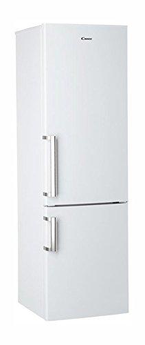 Candy CCBS 6182 WHV/1 freistehend, 305L, A+, Weiß, Kühlschrank - Gefrierschrank, Gefrierkombination (305 L, ST, 43 dB, 4 kg/24h, A+, Weiß)