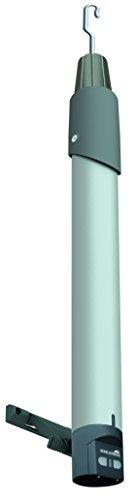Schellenberg Smart Home Funk-Markisenantrieb PREMIUM | nachrüstbar OHNE Umbau der Markise | steuerbar mit Handsender & Funk-Zeitschaltuhr | App-steuerbar im Smart Home | Ready for Smart Friends