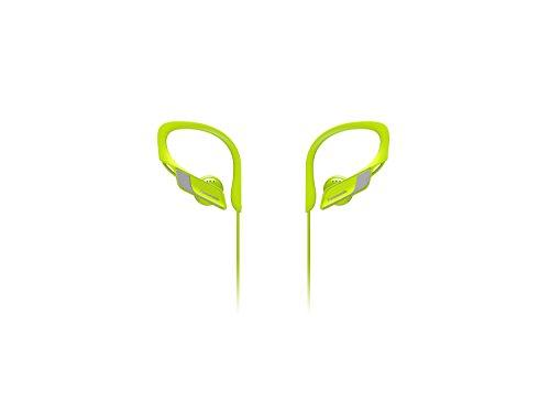 Panasonic Bluetooth In-Ear Kopfhörer RP-BTS10E-Y in gelb (wasserabweisend, Schnellladefunktion, flexible Ohrbügel, Mikrofon) Panasonic System Controller