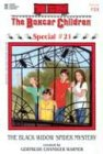 BOXC SPECIAL #21 BLACK WIDOW S (Boxcar Children Special, Band 21)