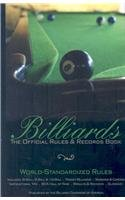 Billiards: The Official Rules & Records Book, 2008 (Billiards : the Official Rules and Records Book)
