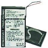 Batterie IQN300SL -1250 mAh- type GARMIN 010-00538-78