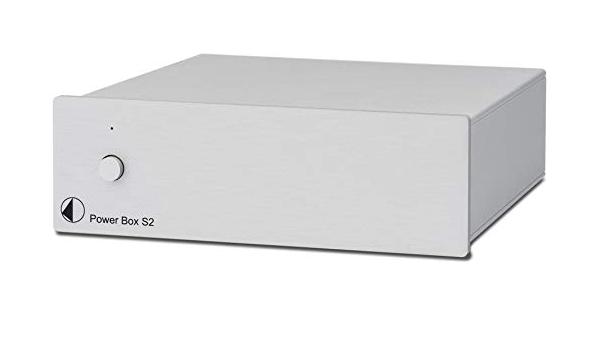 Pro Ject Power Box S2 Silver Elektronik