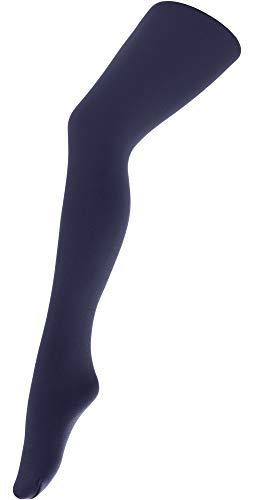 Merry Style Damen Thermo Strumpfhosen 24555 Extra Warm (Dunkelblau (Strumpfhose), 40/42)