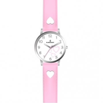 Watch Radiant Girls Pink Leather Strap ra450601