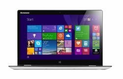 Lenovo Yoga 3 - 80JH002JUK 14-inch Touchscreen Convertible Laptop Tablet PC Intel Core i7-5500U 2.4GHz / 3.0 GHz Turbo Processor, 8GB RAM, 256GB SSD, Full HD (1920 x 1080 Resolution) Display, JBL Speakers, Micro HDMI, Bluetooth, WiFi, 360° Flip Design, Light Weight 1.6 Kg, Windows 8.1 - (White)