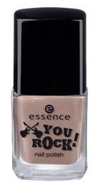 Essence YOU ROCK! - Nagellack - 01 Cut Off The Beige 7ml Farbe: Braun mit Glanz Nail Polish -