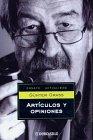 Articulos y opiniones (gunter grass) (Ensayo (debolsillo))