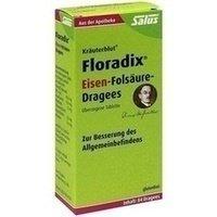 Floradix Eisen + Folsäure, 84 Tabletten