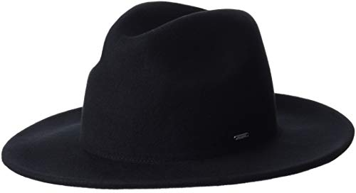 Pepe Jeans Damen Philana Hat Fedora, ((Schwarz 999), One size