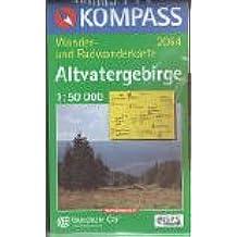 Altvatergebirge (CZ): Mit Kurzführer. GPS-geeignet. 1:50000