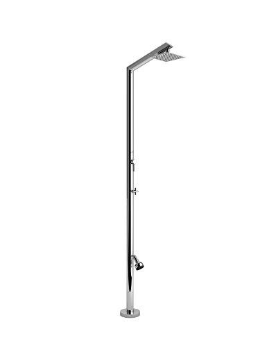 Douche extérieure/douche en acier inoxydable pour dans le jardin TECNO ml Stylo