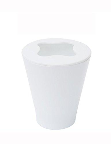 Holder Acrylique Toothbrush Etagère Dentifrice Porte-brosse à dents salle de bains Accessoires de salle de bains Hôtel ( couleur : 4 )