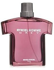 Rykiel Homme Grey POUR HOMME par Sonia Rykiel - 126 ml Eau de Toilette Vaporisateur