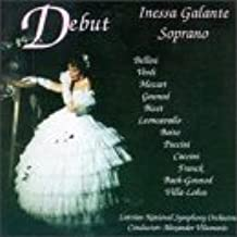 Debut: Inessa Galante AVE MARIA [Import anglais]