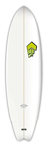 BIC Hydro Fish Superfrog Surfboard – 6'4″… | 03590091010660