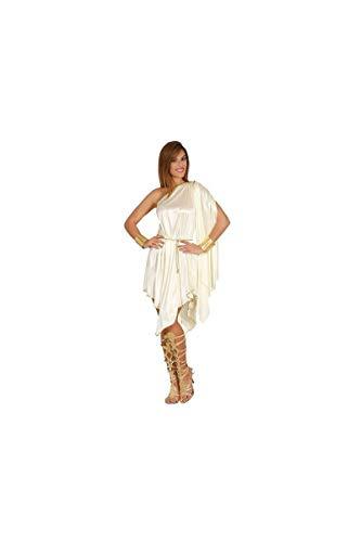 Griechische Göttin Kostüm für Damen Olympisches Kleid Sexy Griechin Antike Gr. M-L, Größe:L