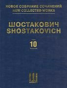 Symphony No. 10, OP. 93 - New Collected Works, 1st Series (Symphonies), Vol. 10 Dsch-serie