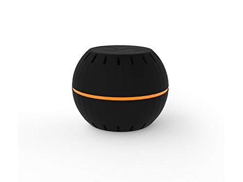 Shelly H&T Temperatur und Feuchte Sensor (Schwarz) -