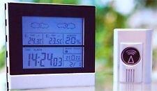 Thierry Mugler Design Radio und Wetterstation mit Uhr und Alarm-Funktion