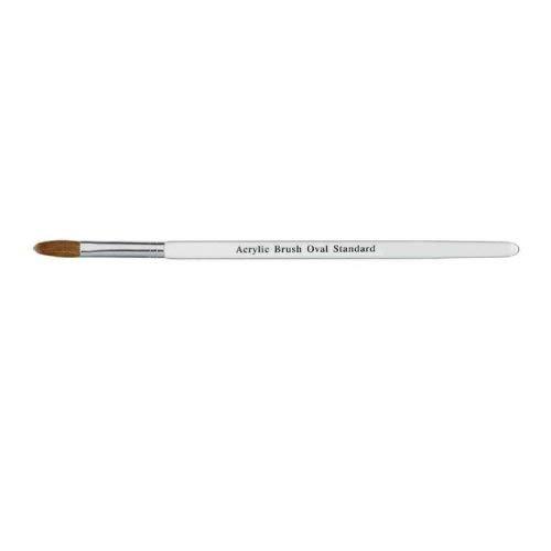 Sibel nails Acrylic Brush Oval Standard
