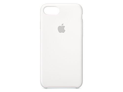 Apple iPhone 7 Silikon Hülle, Weiß