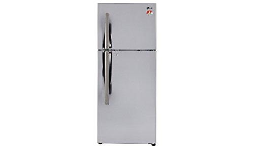 LG 260 L 4 Star Frost-Free Double Door Refrigerator (GL-I292RPZL,...