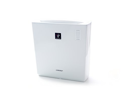 SHARP-Air Purifier (FU-A28E) Plasmacluster technology with HEPA filter & Pre-FilterMesh ( Coverage: Up to 160 sq. ft. )