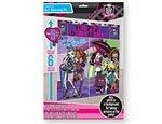 (Monster High Geburtstag Party Scene Setter Wand Dekoration)