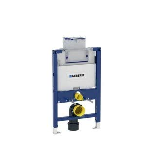 Geberit GE Duofix Element für Wand-WC 82 cm, 1 Stück, blau/weiß, 111003001