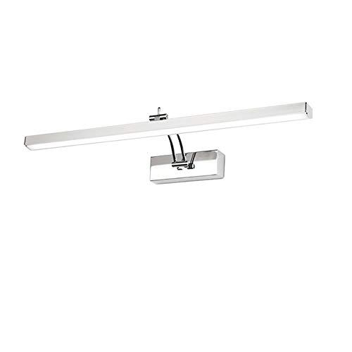 ZLL Badezimmer-Spiegel-Licht, geführte Spiegel-Frontlichter, Spiegel-Kabinett-Lichter imprägniern Vanity-Licht, das Wand-Lampen-Badezimmer-Licht-Spiegel-Licht, warmes Licht, weißes Licht, Haushalts-B -