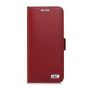 FYY Hülle für Samsung Galaxy S9 Plus ,Galaxy S9 Plus Handyhülle,[Echtes Leder]Brieftasche Hülle mit [Information Anti-Leckage Schutztechnik]und[Ständer-Funktion]Galaxy S9 Plus Leder Case(6,2
