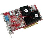 Club 3D Radeon 9800 PRO 128MB DDR DVI, TV-Out Grafikkarte - Radeon 9800 Pro