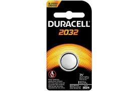 DURACELL CR2032 Coin Cell – 1 Cell