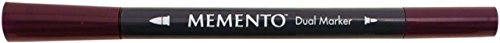 Imagine Crafts Memento Dual-Tip Marker-Elderberry -