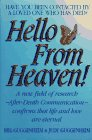 Hello from Heaven por Bill Guggenheim