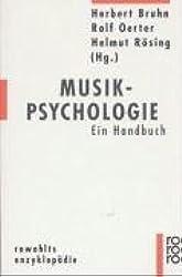 Musikpsychologie: Ein Handbuch