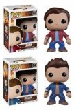 SUPERNATURAL SAM & DEAN POP TV VINYL FIGURE COMBO by Funko