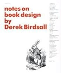 Notes on Book Design