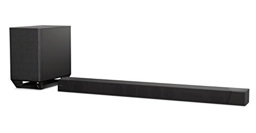 Sony HT-ST5000 7.1.2ch Dolby Atmos 4K Wireless Soundbar Home Theatre System