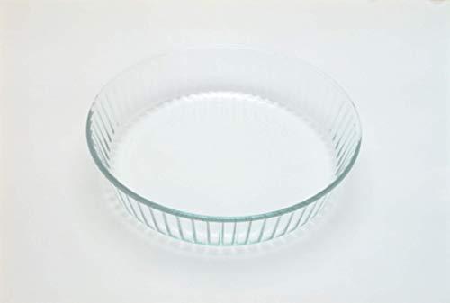Pyrex Bake&Enjoy Tortiera 4/4 in vetro borosilicato Ø26cm